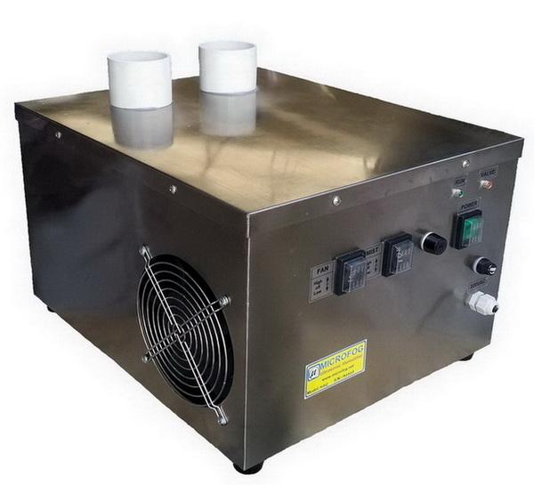 ชุดเครื่องพ่นหมอกน้ำยาฆ่าเชื้อ เครื่องทำหมอก เครื่องทำความชื้น Ultrasonic Humidifier รุ่นH312xx