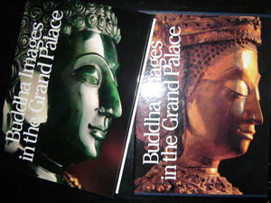 Buddha Images in the Grand Palace