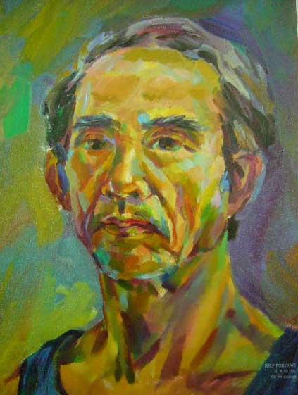 นิทรรศการศิลปกรรมเชิดชูเกียรติศิลปินแห่งชาติ พิชัย นิรันต์ 8