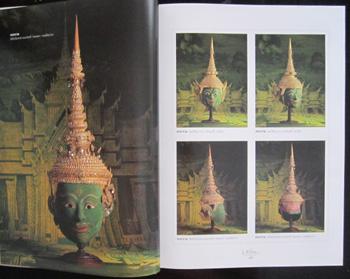 หัวโขน  สมบัติศิลป์  แผ่นดินไทย 4
