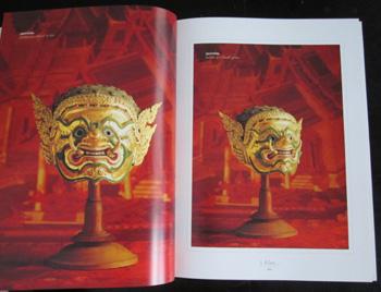 หัวโขน  สมบัติศิลป์  แผ่นดินไทย 6
