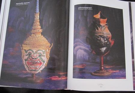 หัวโขน  สมบัติศิลป์  แผ่นดินไทย 12