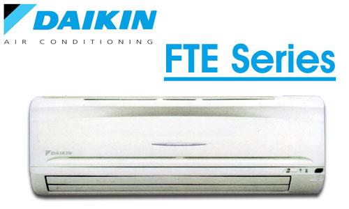 เครื่องปรับอากาศ Daikin แอร์บ้าน ไดกิ้น รุ่น FTE Series FTE09MV2S เบอร์5  8,900 BTU