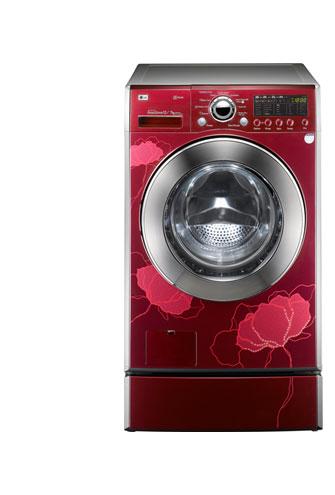 เครื่องซักผ้าฝาหน้าแบบซักอบ  WD-1210RD ระบบ Steam Inverter Direct Drive ขนาดซัก 12 กิโลกรัม