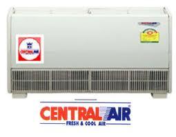 เครื่องปรับอากาศ Central Air แอร์บ้าน เซ็นทรัลแอร์ แบบติดผนัง รุ่น PF CFW-IF / 2IF09  ขนาด 9,419 BTU