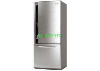 ตู้เย็นพานาโซนิค 2 ประตู NR-BY602X-S (546 ลิตร/ 19.3 คิว)