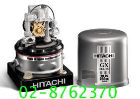 ปั๊มน้ำฮิตาชิอัตโนมัติถังสเตนเลส WT-PS250GX ( 250 วัตต์