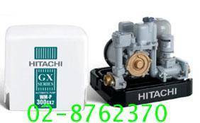 ปั๊มน้ำฮิตาชิอัตโนมัติแรงดันคงที่ WM-P300GX2 ( 300 วัตต์ )