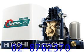 ปั๊มน้ำฮิตาชิอัตโนมัติอินเวอร์เตอร์ WM-P400GX ( 400 วัตต์ )