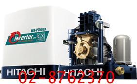 ปั๊มน้ำฮิตาชิอัตโนมัติอินเวอร์เตอร์ WM-P750GX ( 750 วัตต์ )