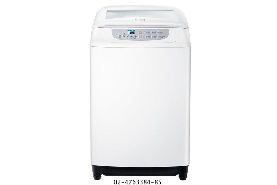 เครื่องซักผ้า SAMSUNG WA90F5S3QRW/ST 9KG