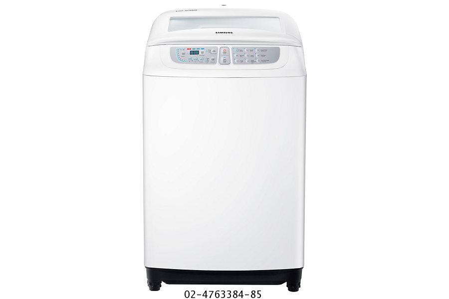 เครื่องซักผ้า SAMSUNG ฝาบน WA90F5S5QWW/ST 9KG