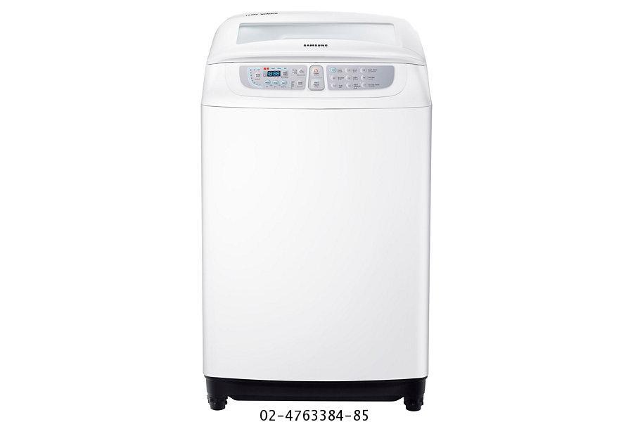 เครื่องซักผ้า SAMSUNG ฝาบน WA12F7S5QWW/ST 12KG