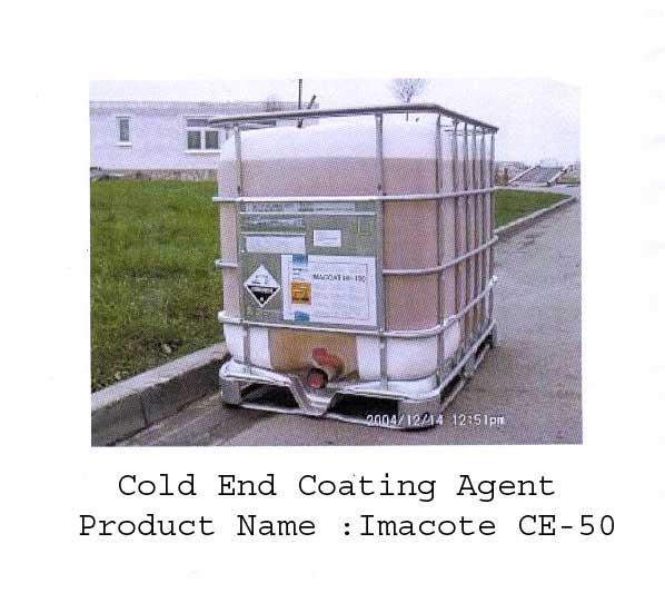 น้ำยา Cold End