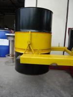 Forklift เทน้ำมัน 5