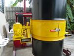 Forklift เทน้ำมัน 7