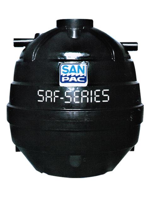 ถังบำบัดน้ำเสียแบบไร้อากาศ SANPAC