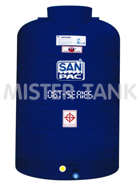 ถังเก็บน้ำพลาสติก/ P.E SANPAC