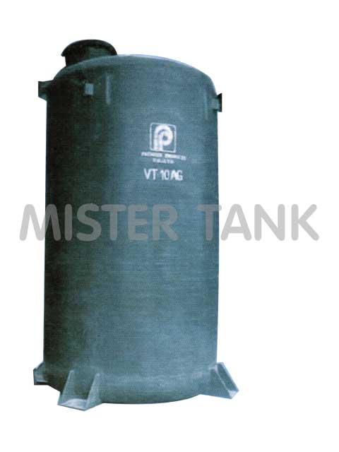 ถังเก็บน้ำไฟเบอร์กลาส P.P. BIG TANK