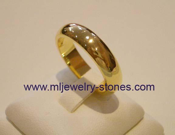 แหวนทองเกลี้ยง (แหวนปลอกมีด)