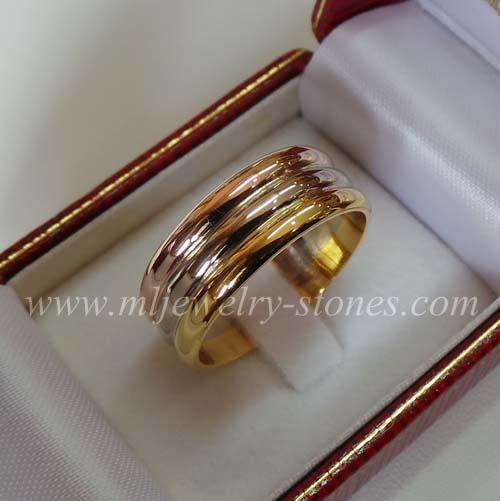แหวนทองคำ 3 กษัตริย์(งานสั่งทำ)