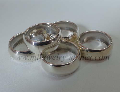 แหวนเงินแท้ (handmade)