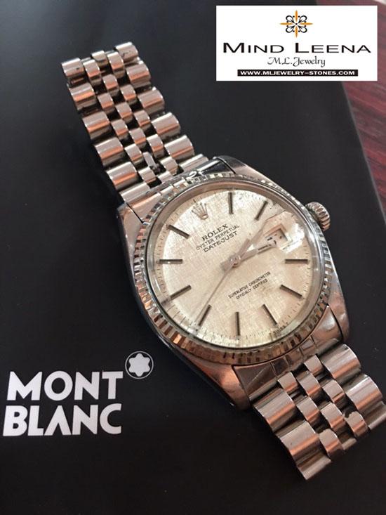 นาฬิกาข้อมือโรเล็กซ์ ROLEX