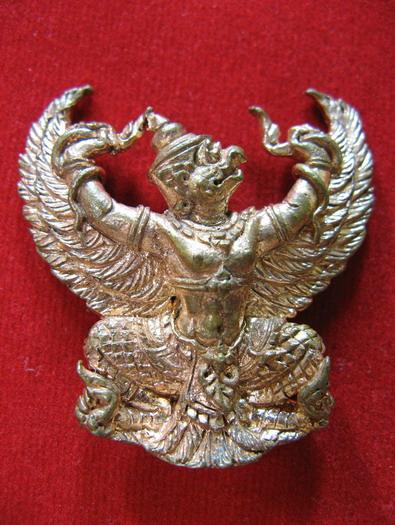 พญาครุฑ รุ่นแรก หลวงพ่อผาด วัดไร่ อ่างทอง