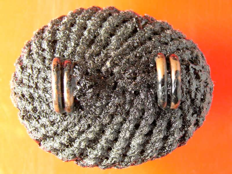 เบี้ยแก้ ถักเชือกสีดำ หลวงพ่อเจือ วัดกลางบางแก้ว (2) 1