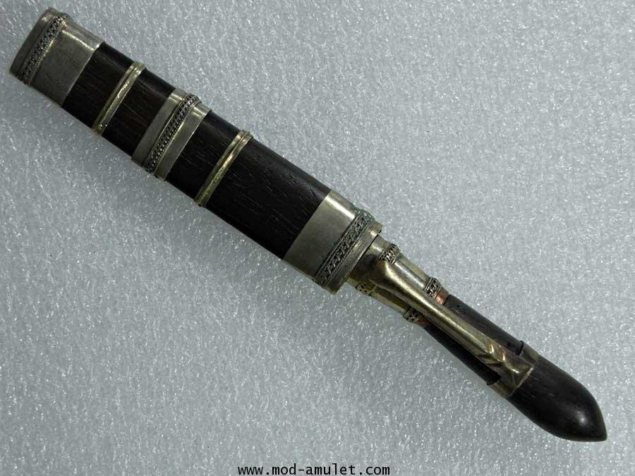 มีดหมอปากกา หลวงพ่ออุดม วัดพิชัยสงคราม (no.210)