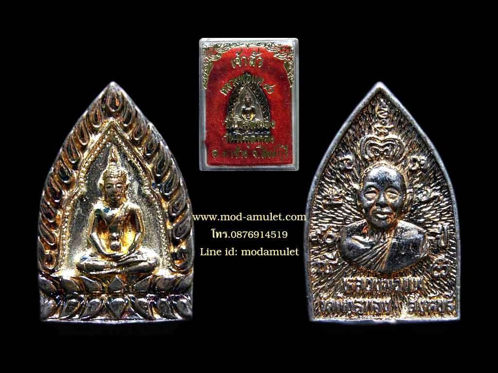 เหรียญเจ้าสัว หลวงพ่อแพ 90 เนื้อ3กษัคริย์ (1) Lp Pae