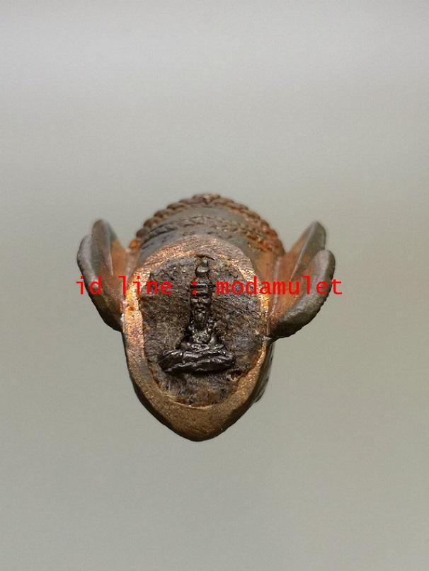เศียรพระฤาษีสัมฤทธิ์ผล เนื้อสำริด หลวงปู่ละมัย สวนป่าสมุนไพร (2) 2