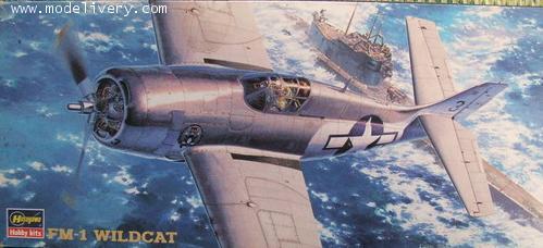 FM-1 Wildcat 1/72 Hasegawa