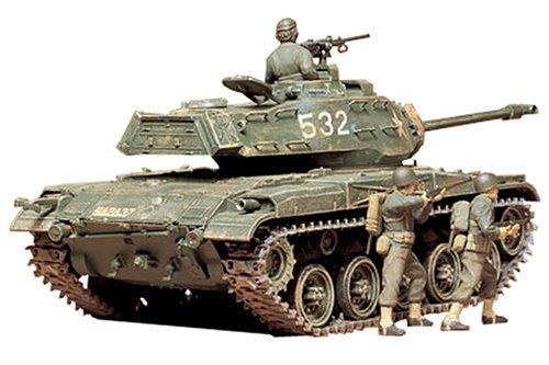 US Tank M41 Walker Bulldog 1/35 Tamiya