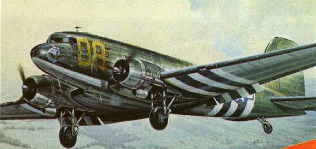 C-47 Skytrain 1/72 Italeri พร้อมรูปลอกตัวไทยของ ASI