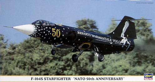 """F-104S Starfighter """"NATO 50th Anniversary"""""""