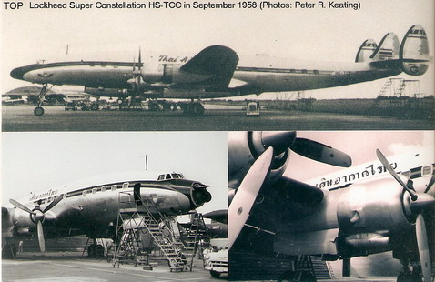 Lockheed Super Constellation L-1049 Super G 1/72 Decal