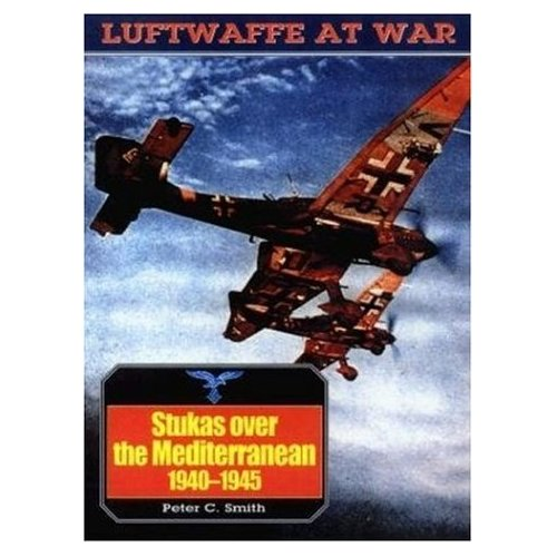 หนังสือ Stuka over the Mediterranean 1940-1945