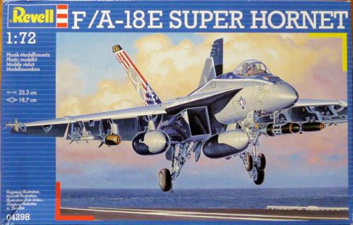 F/A-18E Super Hornet 1/72 Revell