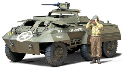 U.S.M20 Armored Utility Car 1/35 Tamiya