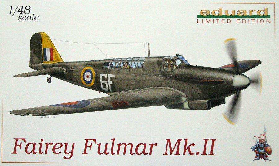 Fairey Fulmar Mk.II (Limited-edition) 1/48 Eduard