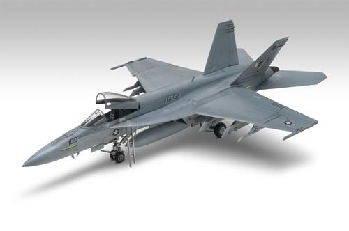 F/A-18E Super Hornet 1/48 Revell