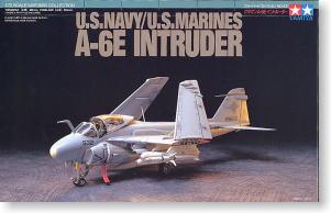 WB US Navy Marines A-6E Intruder 1/72 Tamiya