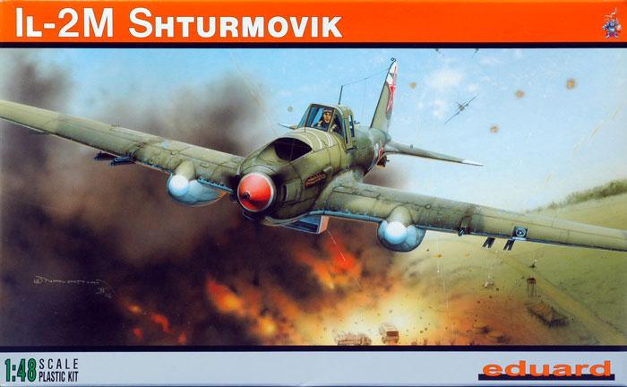 IL-2 Sturmovik 1/48 Eduard