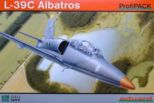 Aero L-39C Albatros (re-edition) 1/72 Eduard
