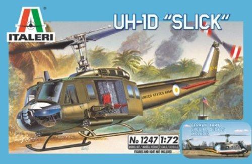 UH-1D Slick 1/72 Italeri
