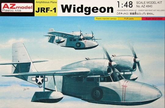 Grumman Widgeon 1/48 AZ Model