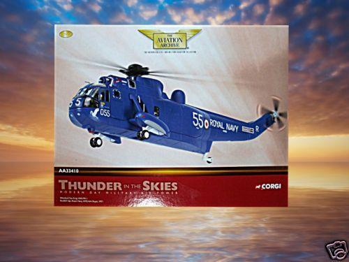Corgi WESTLAND SEA KING Helicopter 1:72