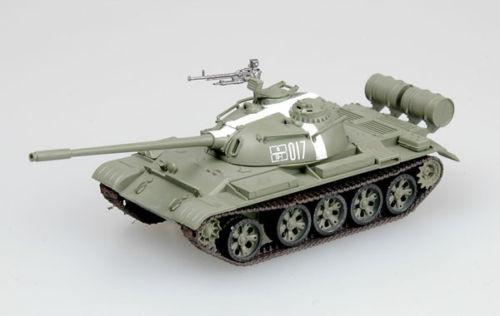 EASY MODEL 1/72 35021 T-54 USSR 1968 in Prague