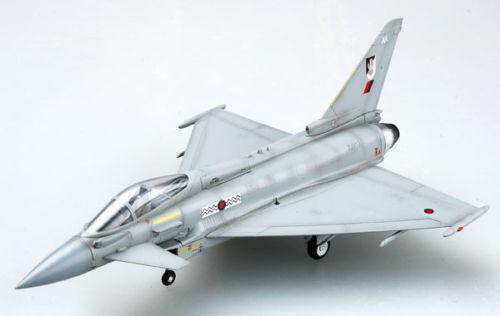 EASY MODEL 1/72 37141 EF-2000A 17 Sqn RAF